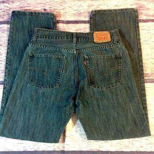 Levi Strauss Jeans 514 Slim Size 18 Reg 29 29